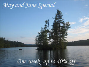 May and  June ---- Unbeatable Rates  ONLY $ 500 per WEEK