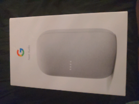 Google nest audio (New In Box)