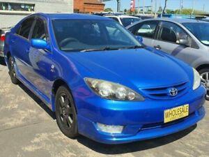 2005 Toyota Camry ACV36R Upgrade Sportivo Blue 4 Speed Automatic Sedan