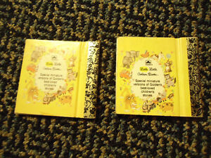 A Little Little Golden Book Set of 2 Books #1 and #10 Hardback. Kingston Kingston Area image 2