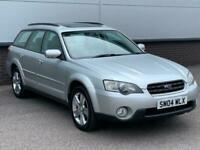 2004 Subaru Outback 3.0 Rn Outback 5dr Seq Auto [Sat Nav] ESTATE Petrol Automati