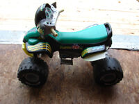 Kids 4 Wheeler & 12 volt battery