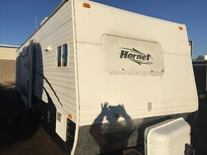 2007 Keystone Hornet 30FKS Travel Trailer
