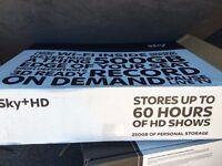 New SKY HD BOX 500 GB