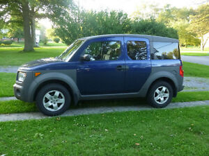 2003 Honda Element DX SUV, Crossover