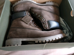 Timberland Timber Land Boots Grey 27.5cm