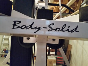 Home Gym by Body Solid