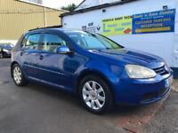 2004 Volkswagen Golf 5 Door 1.9TDi SE - Metallic Blue