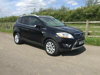Ford Kuga 2.0TDCi 4x4 Titanium finance available from £35 per week
