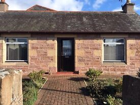 Detached cottage with planning consent