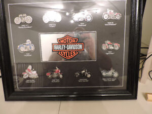 harley davidson pins form 1903 to 2000 motorcycles