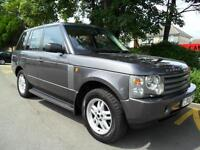Land Rover Range Rover 3.0 2005 Vogue COMPLETE WITH M.O.T HPI CLEAR INC WARRANTY