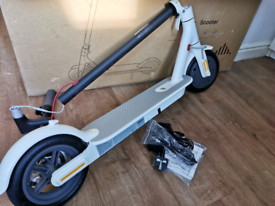 Electric Scooter Xiomi m365 white
