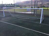 Full size 5 aside nets