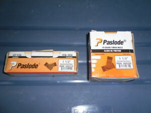NAILER PASLODE 16 GAUGE FINISH NAILS