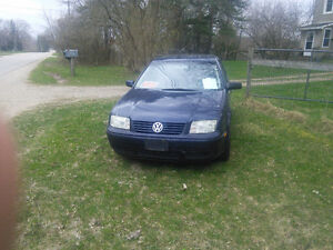 Package deal two Jetta Wolfsburg .. OPEN for TRADES
