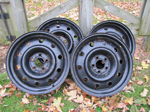 "17"" steel rims for 2010 Dodge Charger London Ontario image 1"