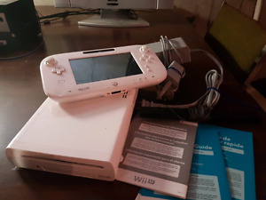 Wii U Original with 2 games, works great! SOLD