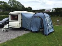 Folding Caravan