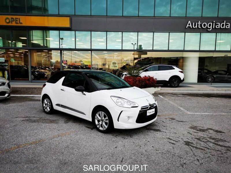 DS DS3  DS3 1.6 VTi 120 So Chic