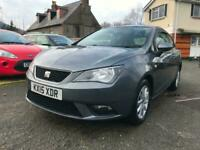 2015 SEAT Ibiza 1.4 SE 3dr HATCHBACK Petrol Manual