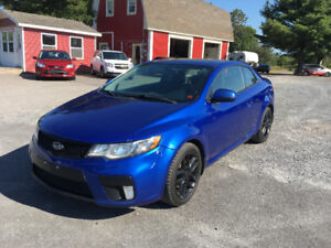 "2012 KIA Forte Koup. ""This is YOUR Forte"""