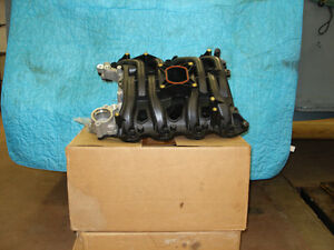 Ford Intake Manifolds and SBC Cylinder Heads