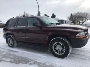 2003 Dodge Durango R/T Fully Loaded in Great Condition
