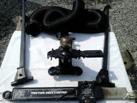 Sway Bar and Components