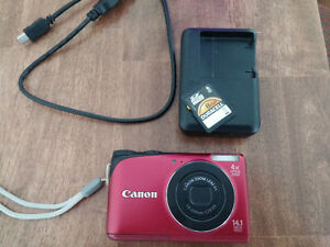 Canon Powershot A2200 14.1 MP