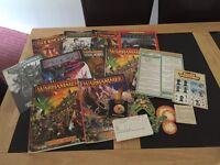 Warhammer Fantasy Library.