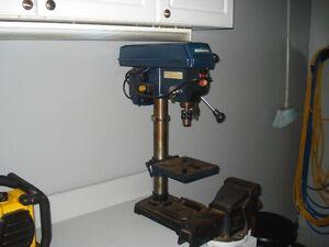 Mastercraft vertical bench drill press