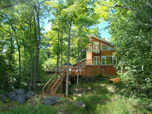 Cottage Rentals -Rideau Lakes-Mississippi Lake-and many more !