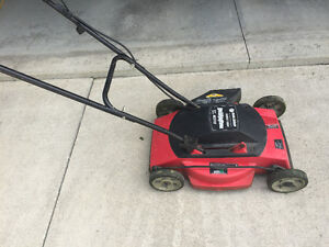 Selling electric Lown mower
