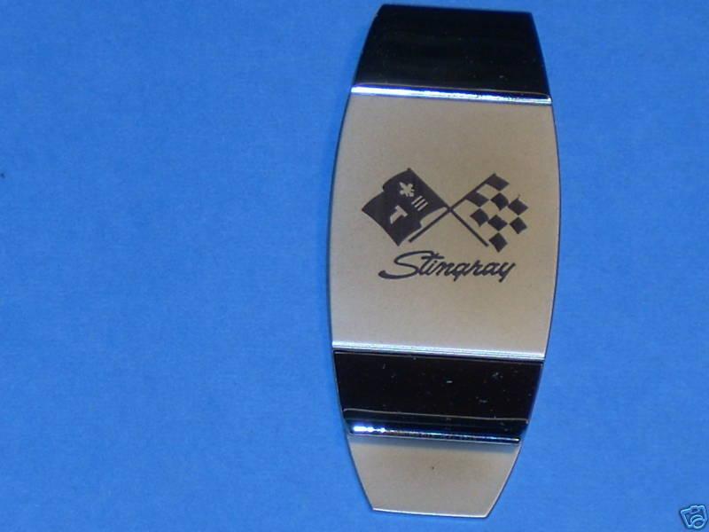 STINGRAY  -  money clip