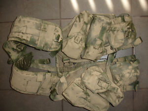 Army tactical vest used in theater. Airsoft Paintball.