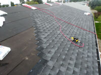 Experienced roofer booking October work