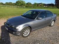BMW 320d automatic low mileage good condition