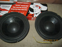 blaster woofers for home speaker 100watts