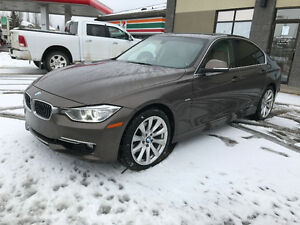 2013 BMW 3-Series 328i Xdrive Luxury Edition Sedan