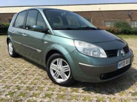 Renault Scenic 1.9dCi ( 120bhp ) 2004MY Privilege, Diesel Manual.