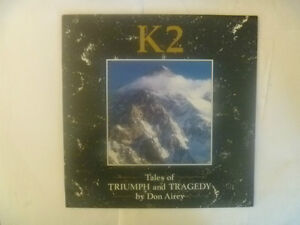 DON AIREY - K2 Tales Of Triumph And Tragedy LP