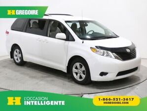 2013 Toyota Sienna LE AUTO AC GR ELECT 8 PASSAGERS BLUETOOTH CAMERA