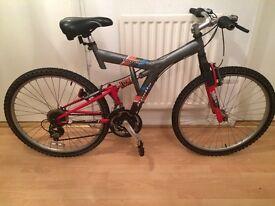 Men's Apollo bike *delivery