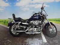 Harley Davidson 1200 Custom XL 2013
