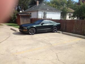 2008 Ford Mustang BULLITT Coupe (2 door)
