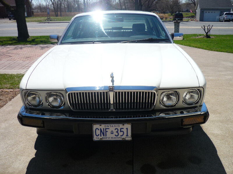 1989 Jaguar XJ6 - 2nd Owner from new | Classic Cars | Windsor ...