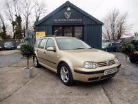 Volkswagen Golf 2.0 SE (beige) 2002