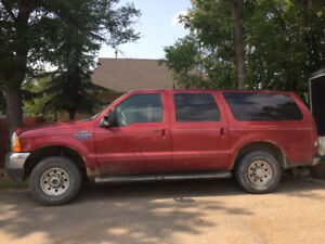2000 Ford excursion NOT A DIESEL