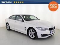 2015 BMW 4 SERIES 420d [190] SE 5dr [Business Media]